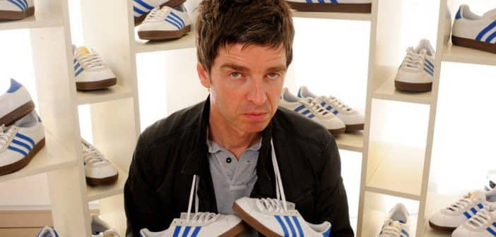 Adidas draws former Oasis rock band leader Noel Gallagher into creating a shoe collection