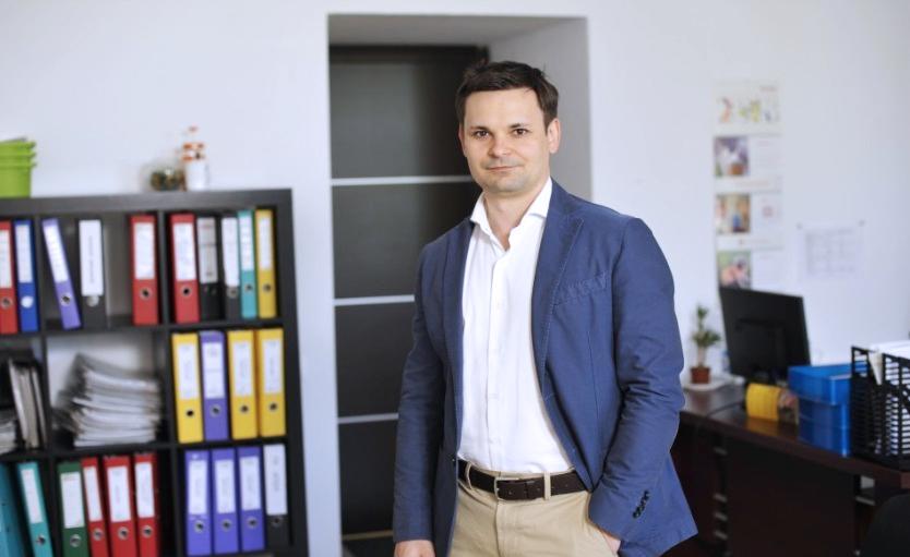 Sergey Bazhenov. CEO Cleverce