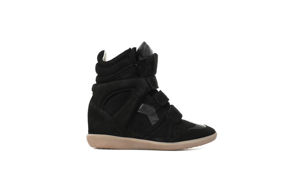 Isabel Marant shoes will appear in the Rendez-Vous chain of stores