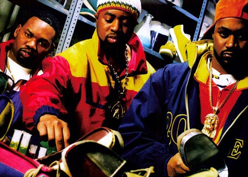 Members of Wu-Tang and Their Wallabees (1993)