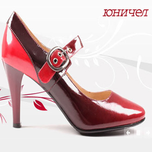 Unichel produces shoes taking into account the anatomical features of the feet of Russians