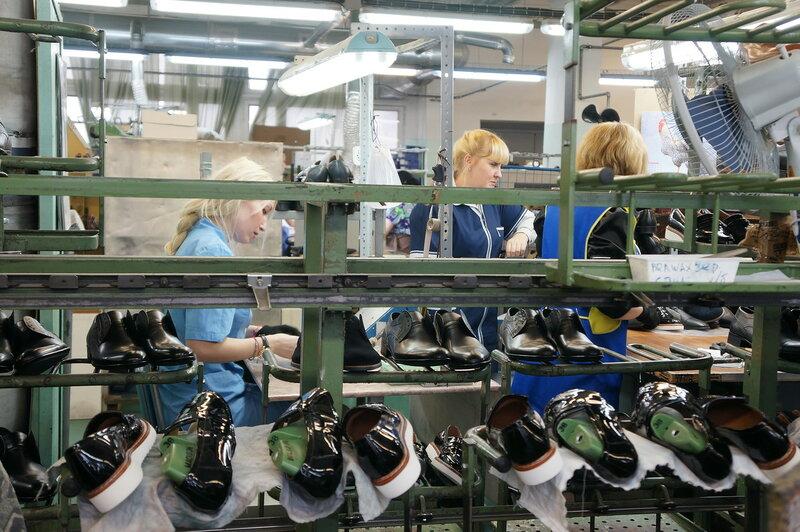 Обувная Фабрика Лида Магазины В Москве Адреса