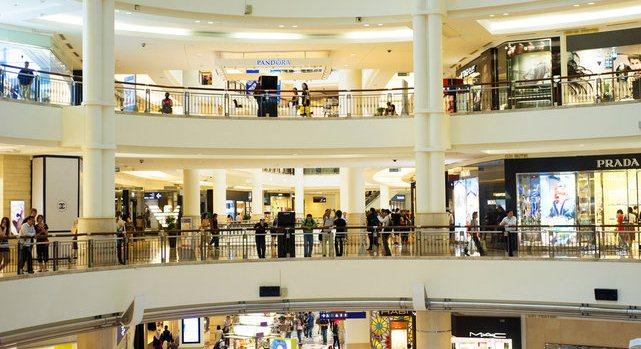 Consumer traffic fell again by 6-7%