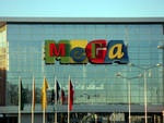 Sales in all Mega shopping centers grew by 2010% in 15