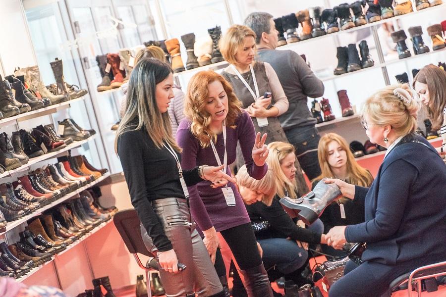 Euro Shoes exhibition