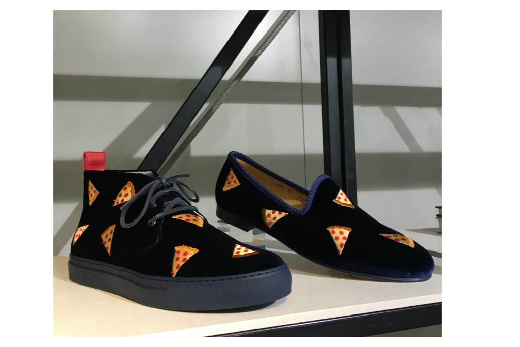 Mokassins und Sneakers Del Toro, Autumn'17