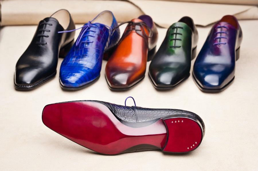 "Schuhe des Moskauer Schuhstudios ""Lefort"""