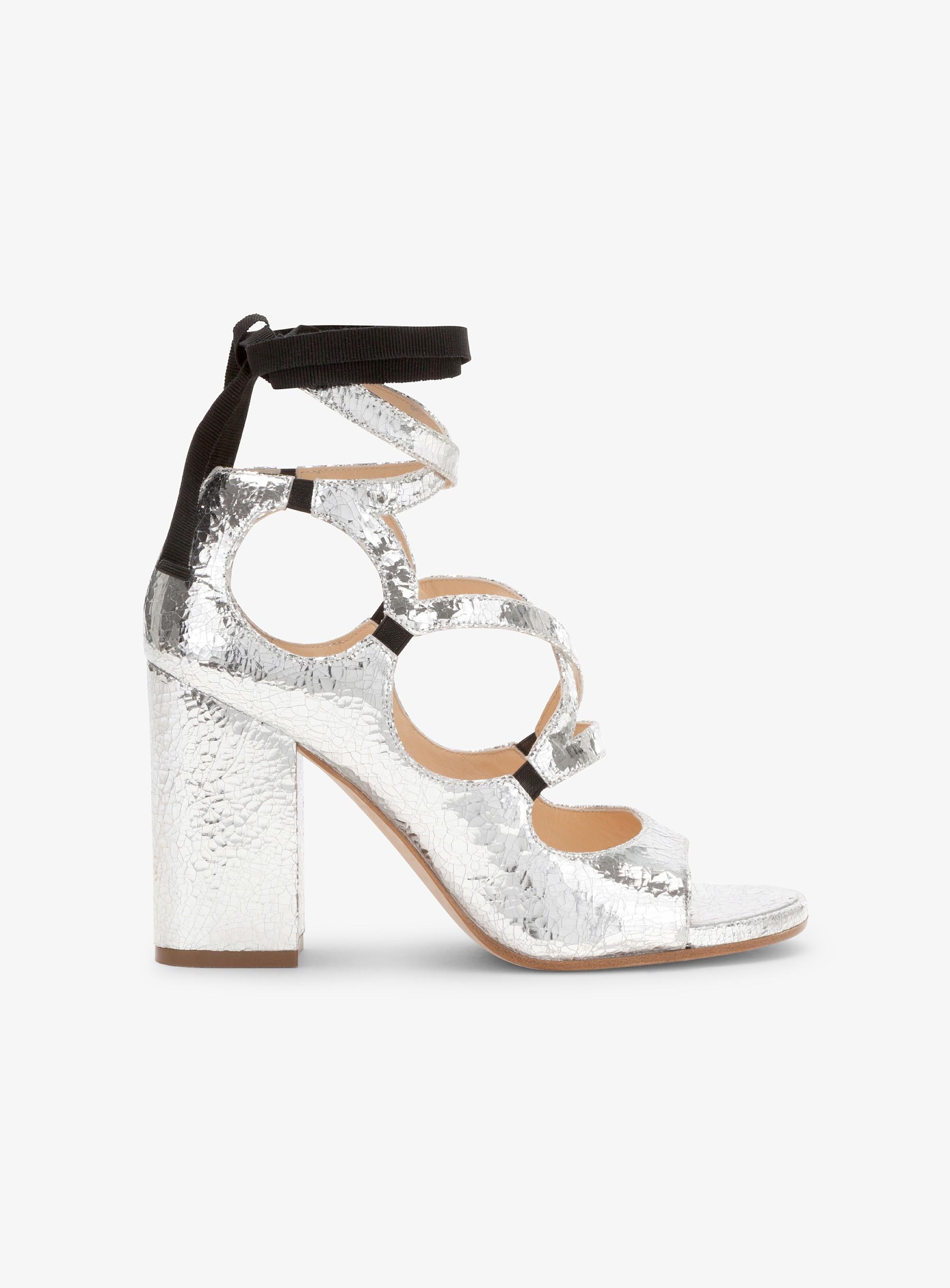 Sandal model Boa Vista Silver Ballin brand