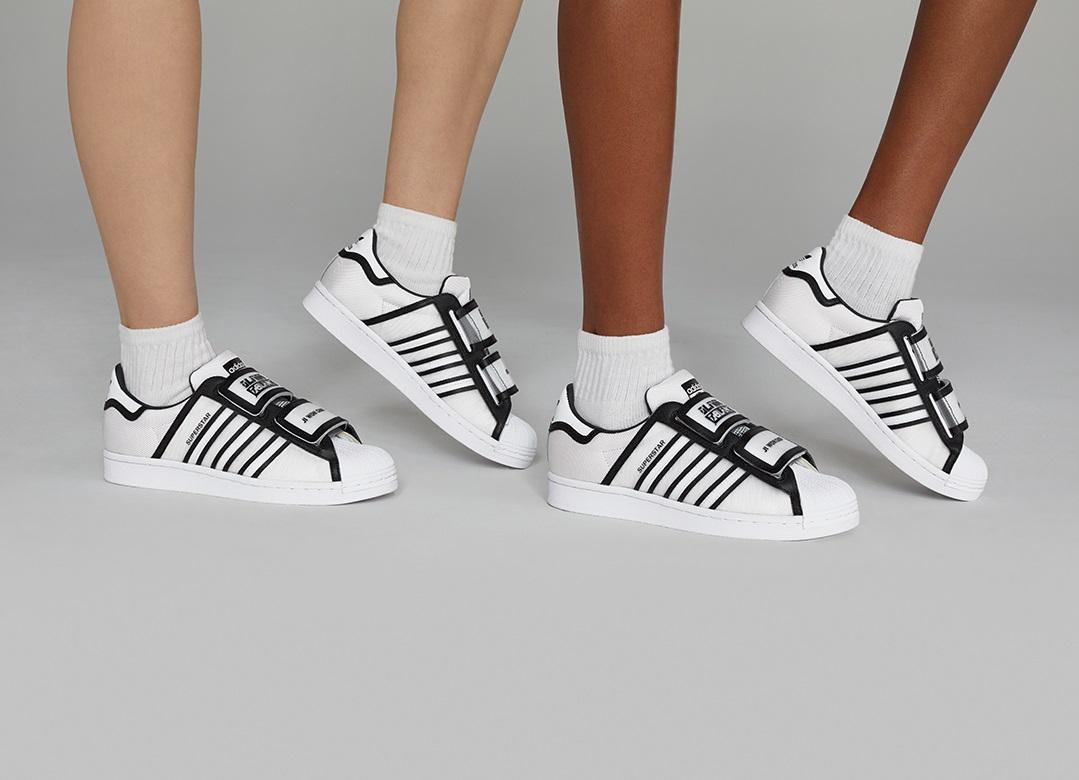 adidas Originals hat Superstar Sneaker in Zusammenarbeit mit