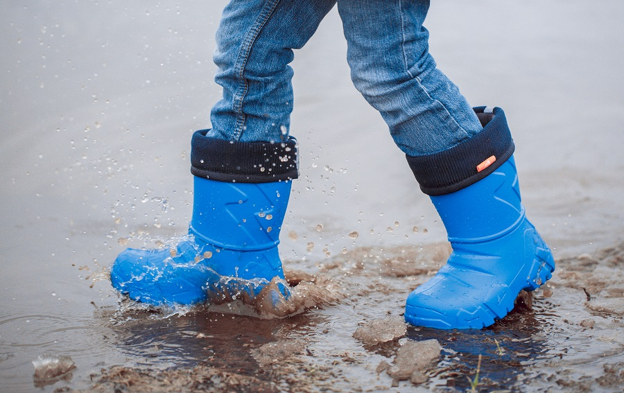 Winter boots from EVA Nordman Kids