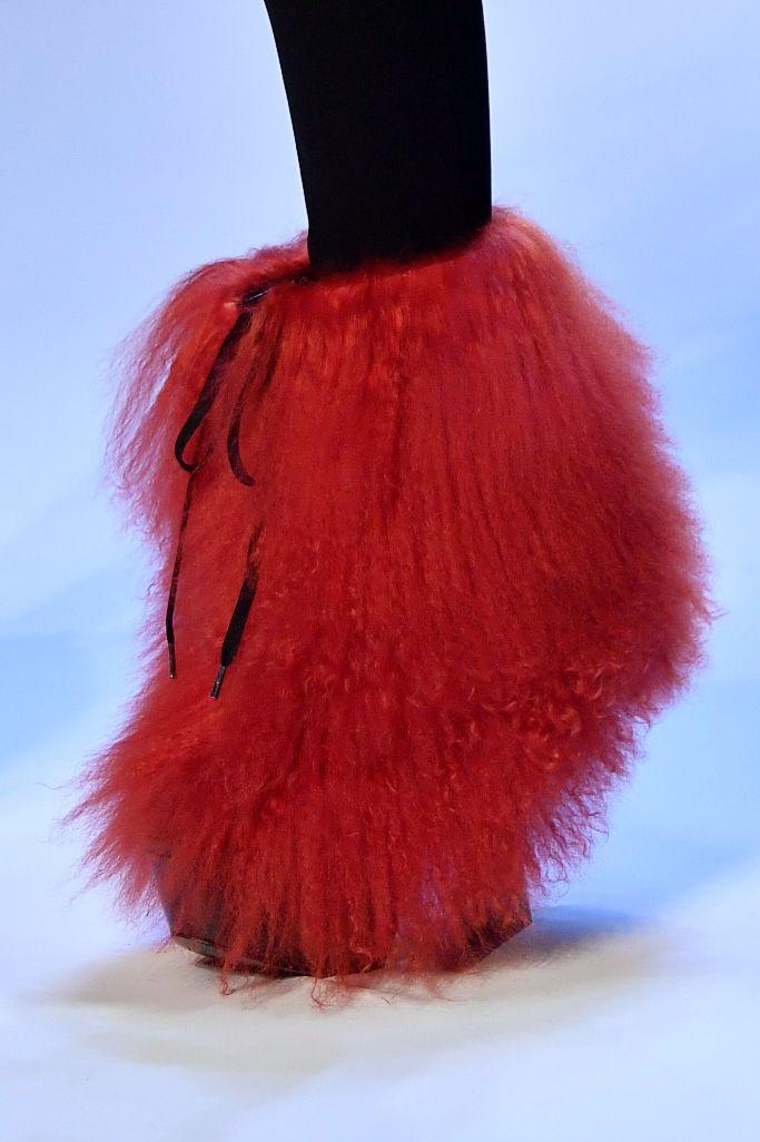 Collezione Haute Couture autunno-inverno 2017 Jean-Paul Gaultier