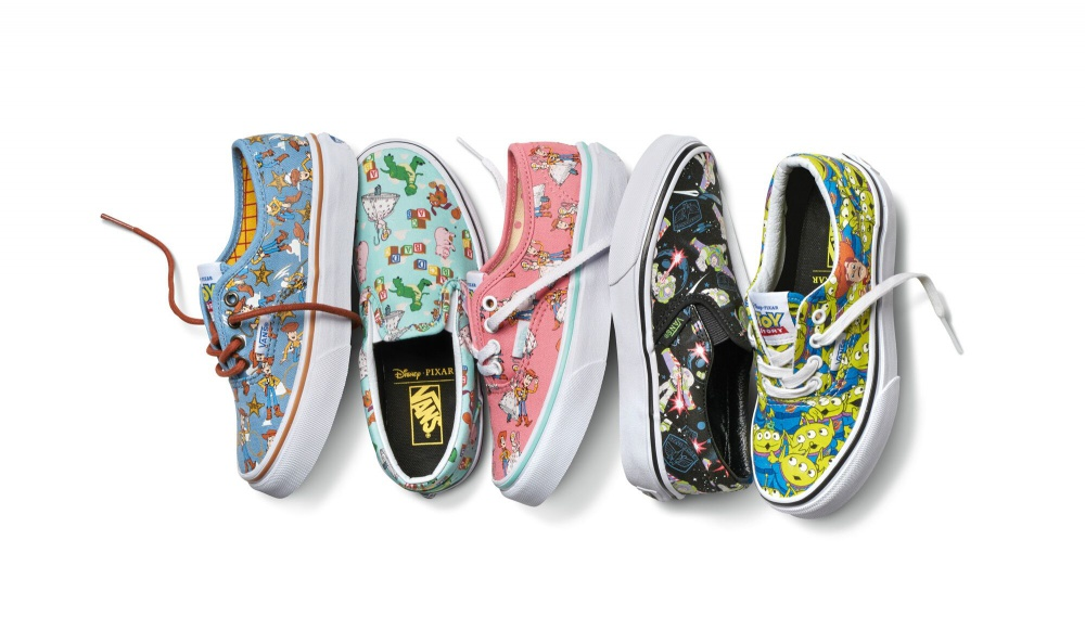 Vans Sneakers Collection for Toy Story