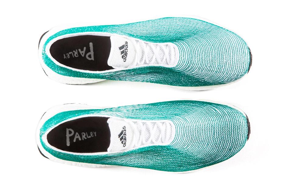 Adidas develops eco-friendly material