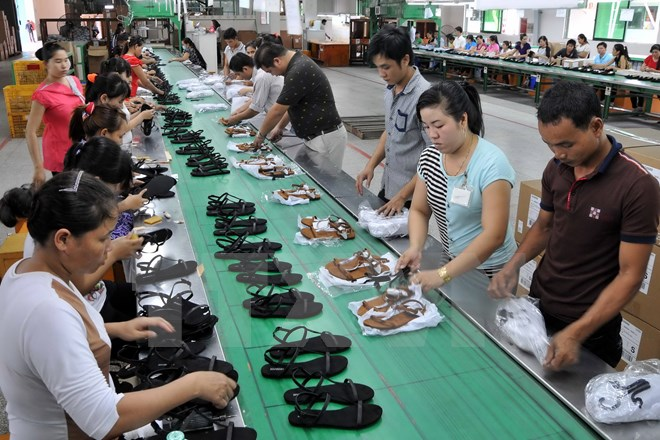 Vietnam increases export of footwear and leather products
