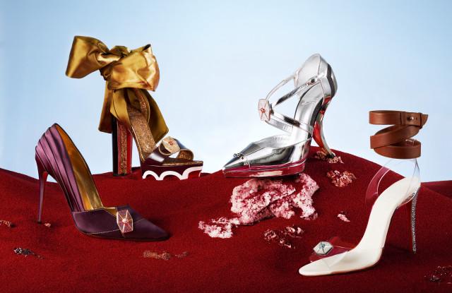 Приколы по Звездным Войнам: Christian Louboutin выпустит туфли для «Звездных войн»