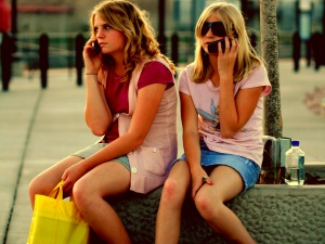 Advanced and relaxed: teens as shoppers