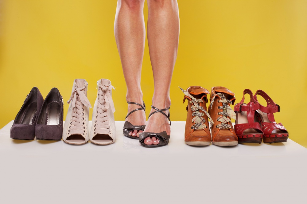 Shoe retailers about plans for 2015 year