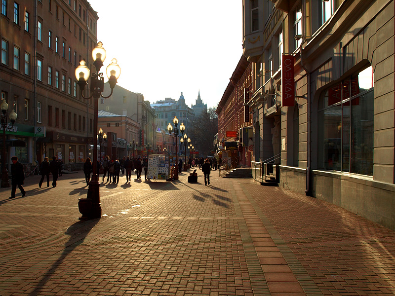 Rates on street-retail in Moscow are not reduced