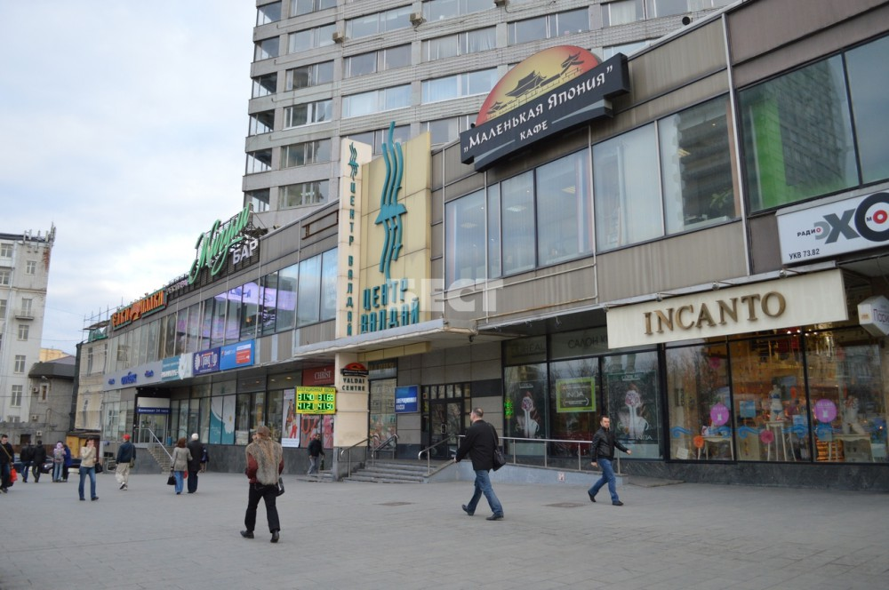 Detsky Mir Group acquired real estate for a new flagship on Novy Arbat