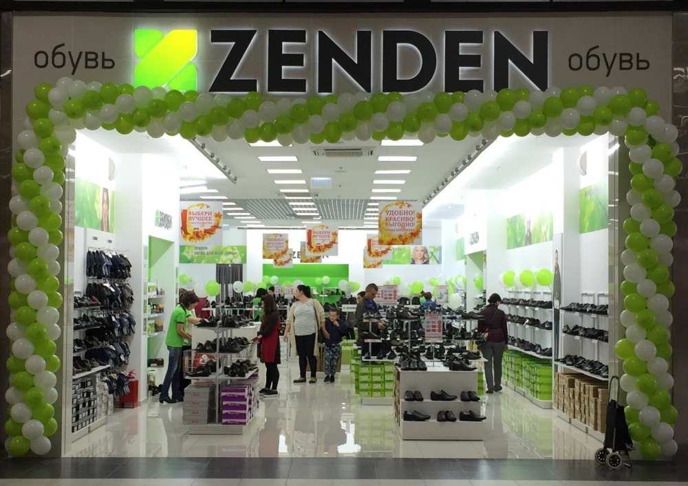 Zenden Introduces New Spring Russian Shoe Collection