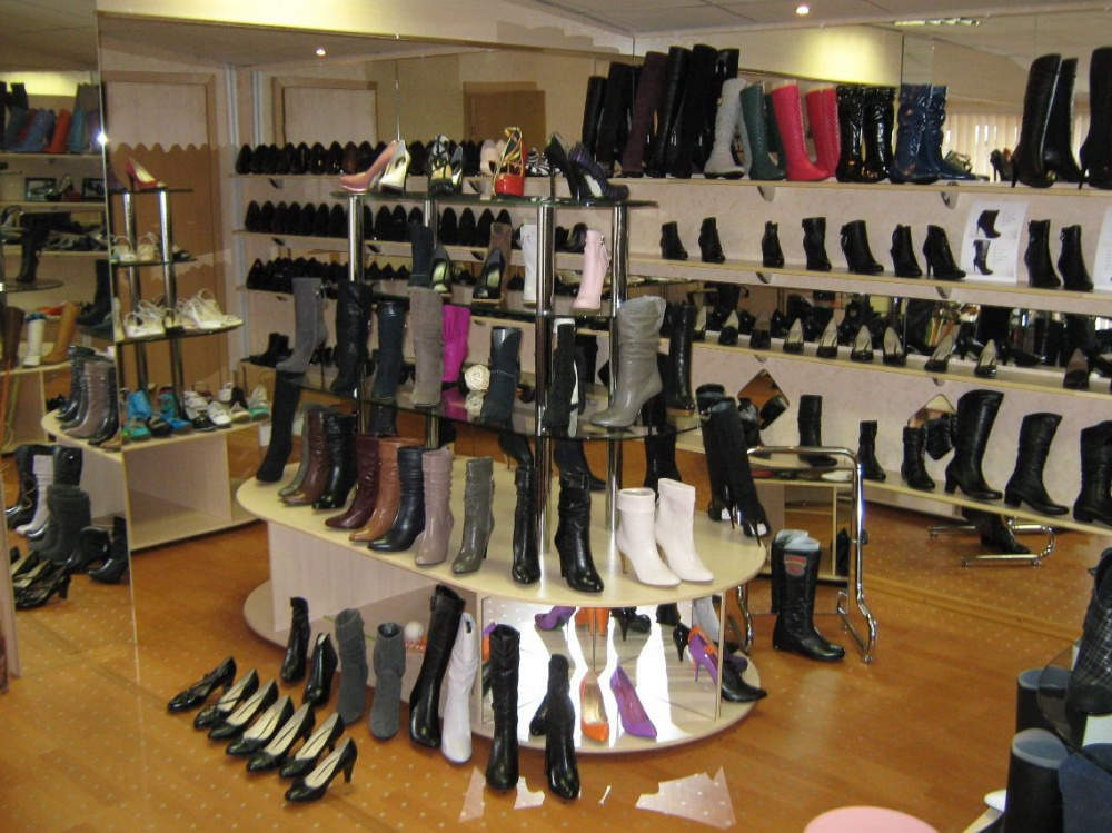 Russian shoe makers change Turkey to China, Brazil and Romania