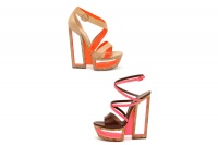 Casadei introduced the new Fontana collection
