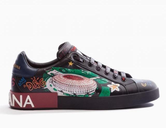 6178864e Dolce & Gabbana выпустил капсульную коллекцию к ЧМ-2018