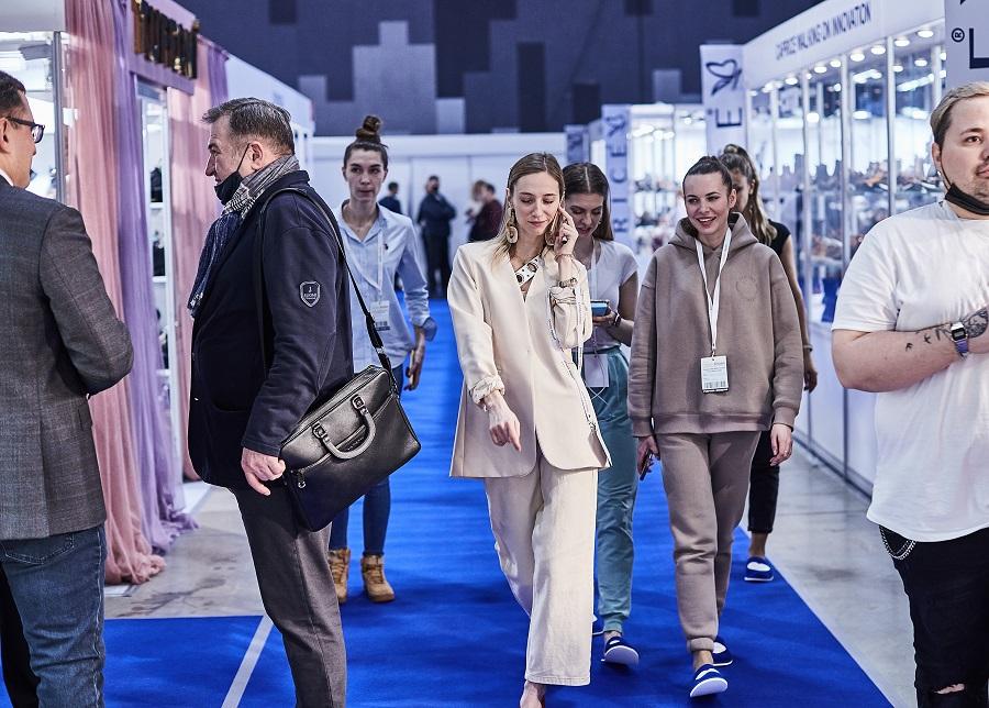 Die Euro Shoes Premiere Collection war in Moskau ein Erfolg