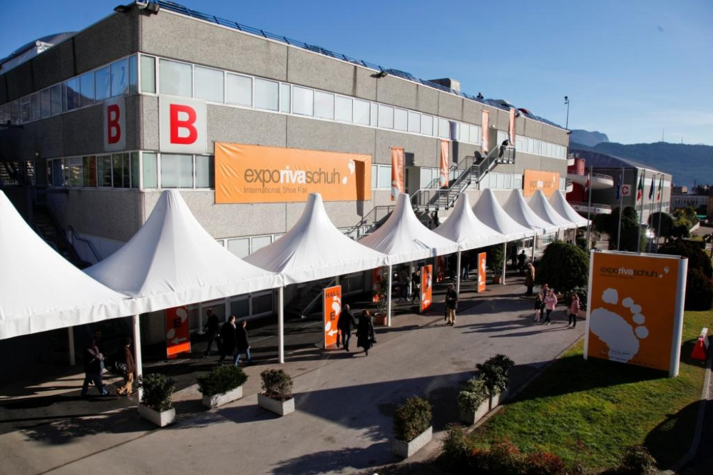 Expo Riva Schuh supported Russian buyers