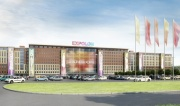 The first showroom center will open in Moscow