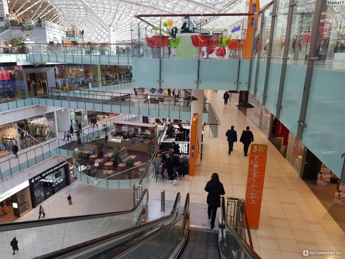 I centri commerciali non hanno atteso un aumento delle presenze durante le vacanze