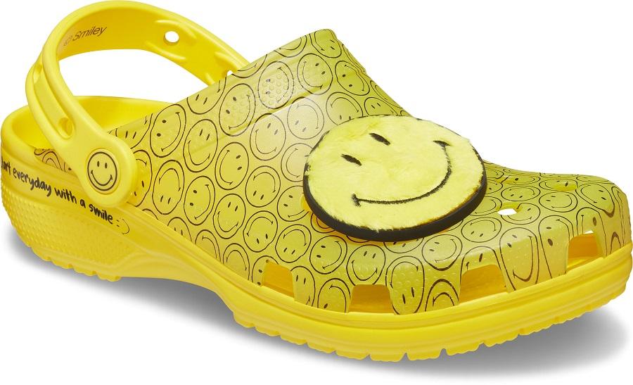 Classic Translucent Smiley Clog, 4999 руб.