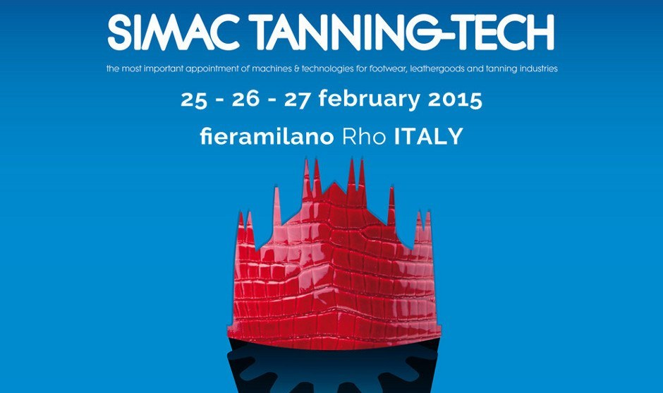 Simac tanning tech will be held from February 23 to 24, 2016