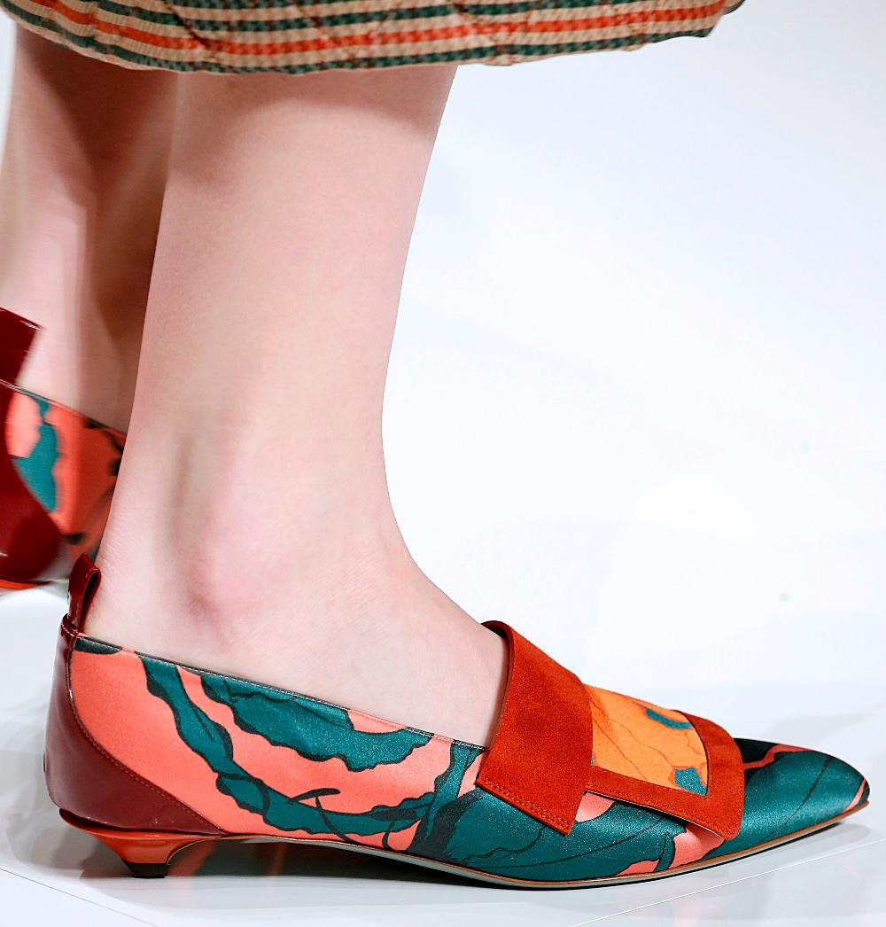 Motiv: Loafer, Dekor: Bright Print