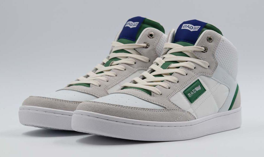 La colección de zapatos GAS apareció en Euroshoes.