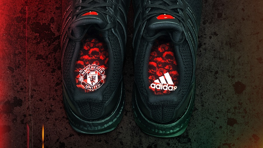 adidas Ultraboost Manchester United
