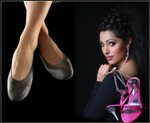 Zapatos especialmente diseñados para la venta a través de máquinas expendedoras aparecieron en el Reino Unido
