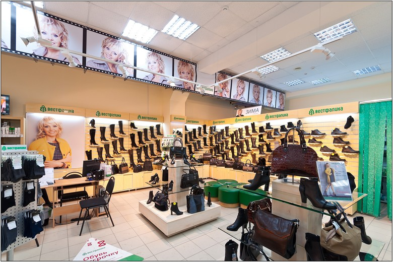 Obuv Rossii Group of Companies noted a decrease in demand for shoes in the first quarter of 2018