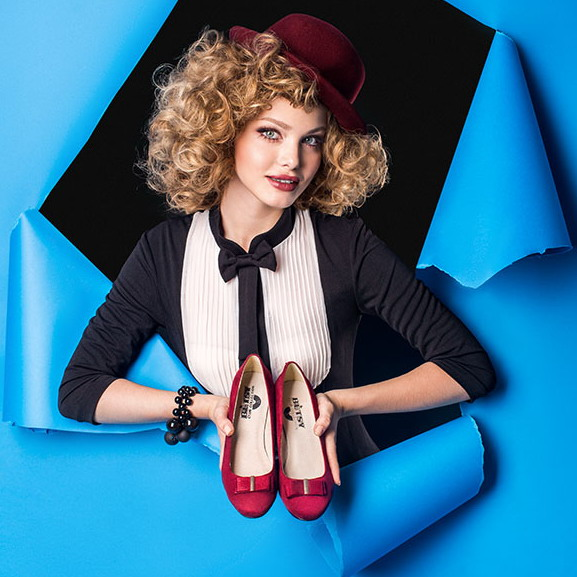 Betsy shoe sales up 5 times