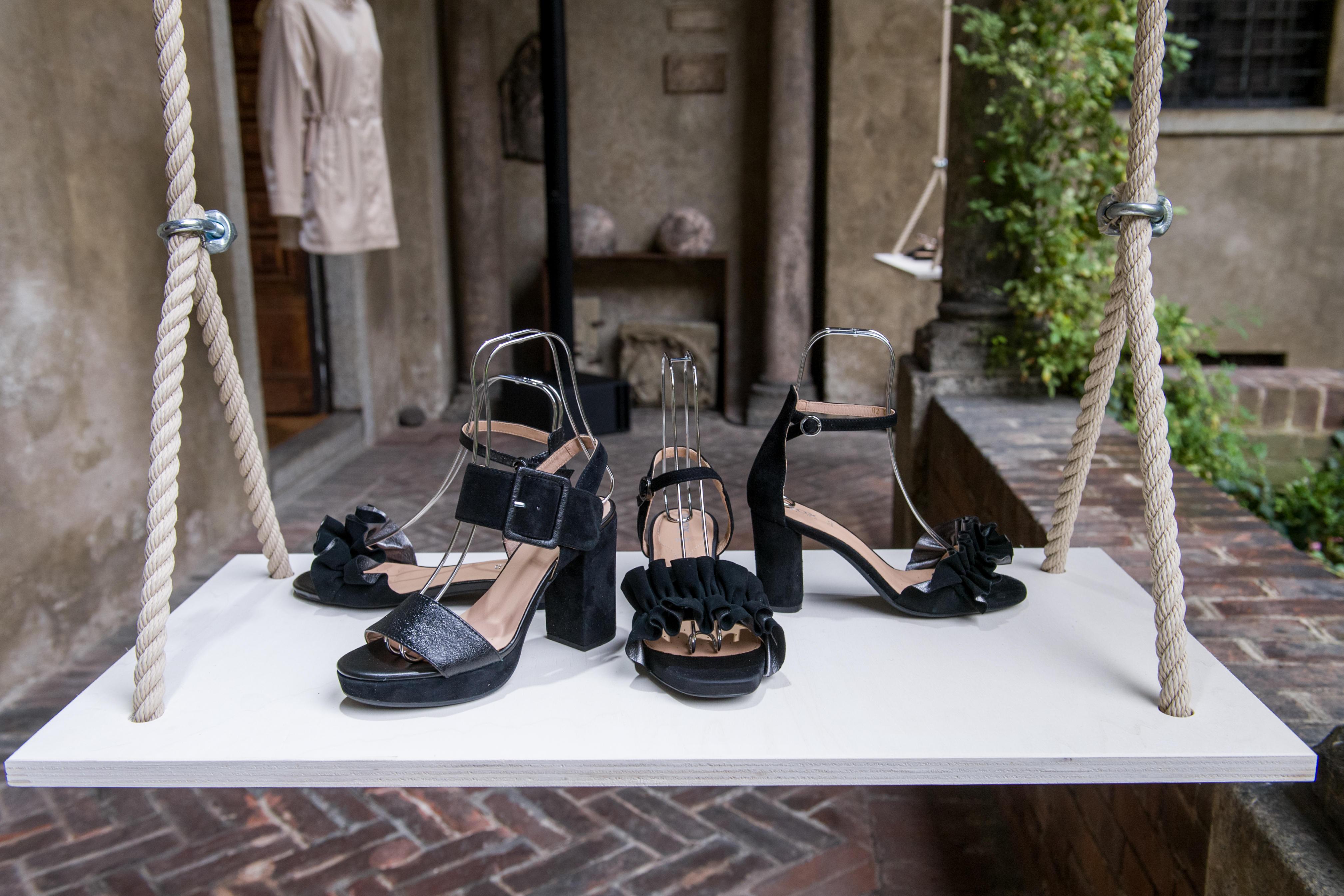 prosa Puntuación Relación  Geox presentó su colección primavera-verano'21 en Milán