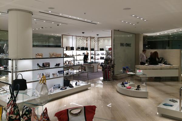Luxury shoe brands change strategies