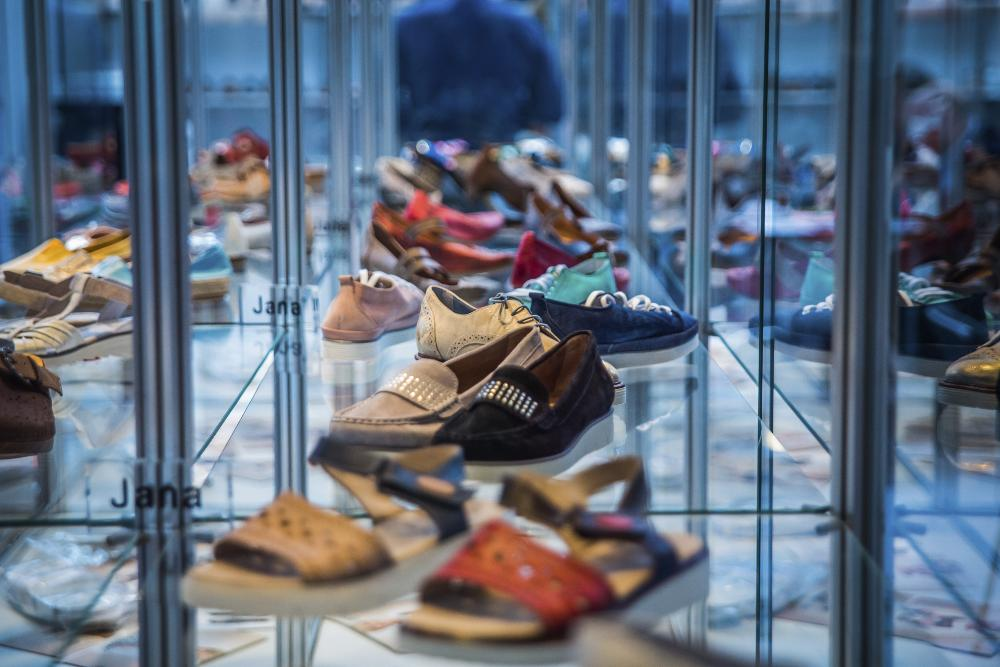 Exhibition of shoes Euro Shoes. Forecasts and expectations.