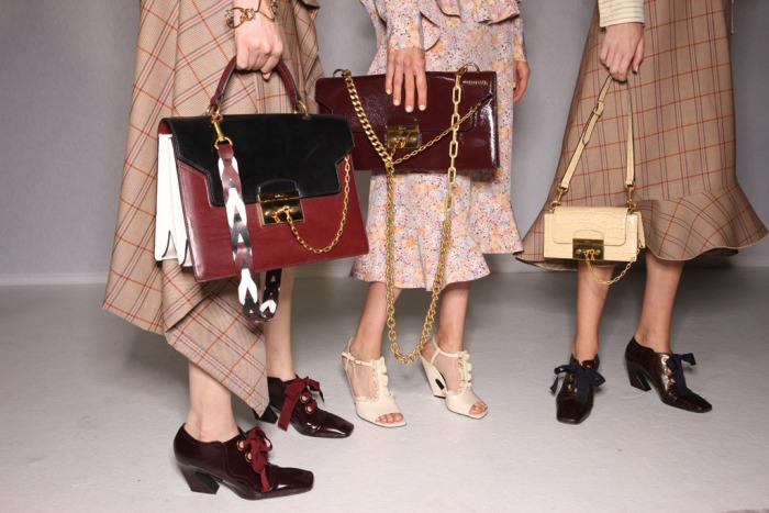 5 spring shoe trends at London Fashion Week