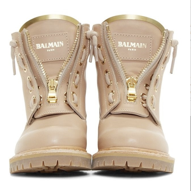 Balmain will create a children's collection of clothes and shoes Balmain Kids