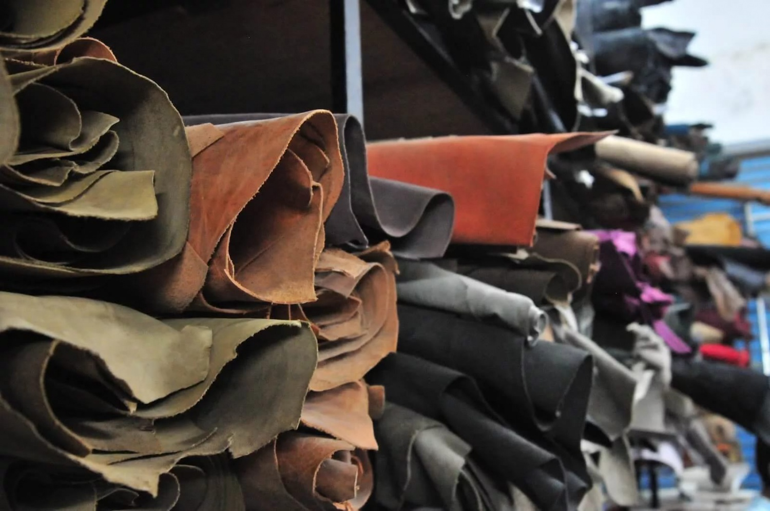The ban on the export of leather semi-finished products from Russia was extended