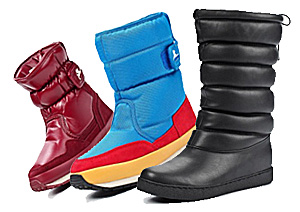 Dutik boots in Shoe of Russia stores are sold twice as fast as planned