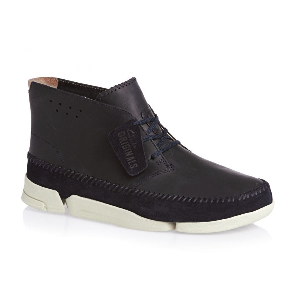 Clarks Originals brand unveils new Trigenic Flex shoe model