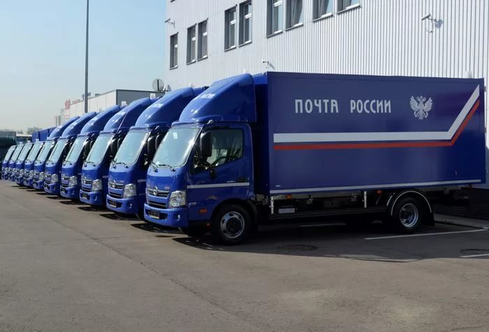 """Russian Post has expanded the coverage of the service """"expedited sending of parcels"""""""