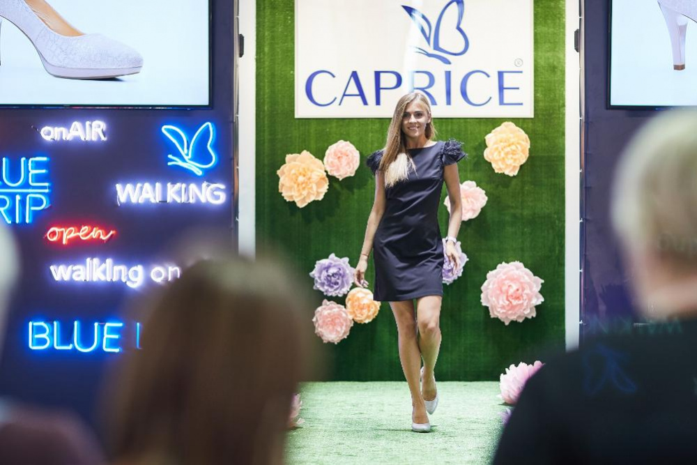 CAPRICE: 10 years in Russia. German company sums up the work