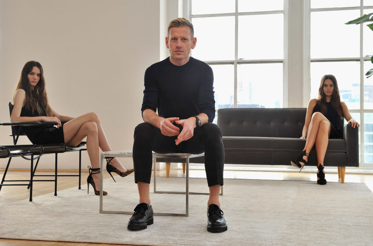 Paul Andrew becomes Creative Director of Salvatore Ferragamo Women's Shoes